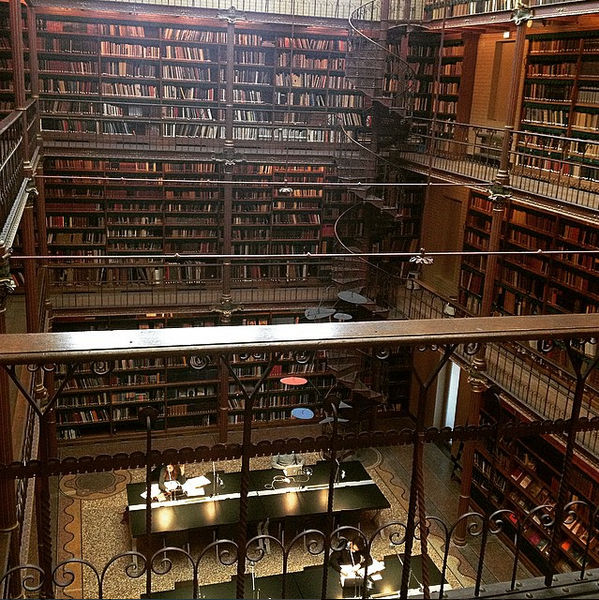 Bibliothèque du Rijks Museum