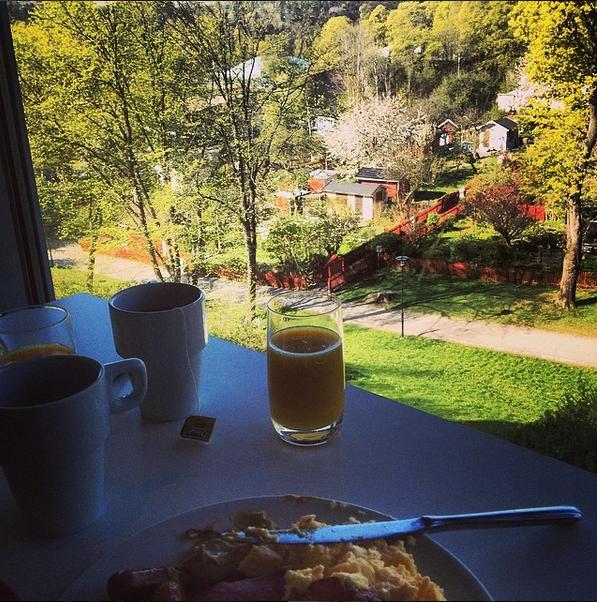 Petit déjeuner clarion hotel stockholm