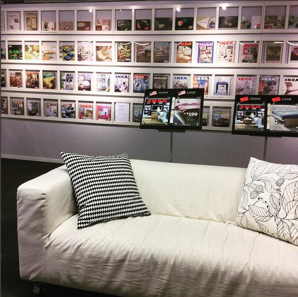 Catalogues musée IKEA