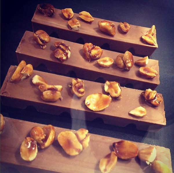 barres chocolatées les fées pâtissières
