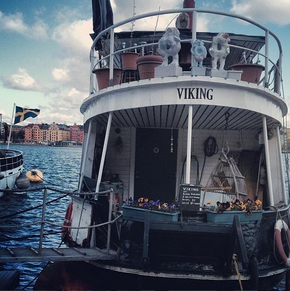 stockholm ville au bord de l'eau