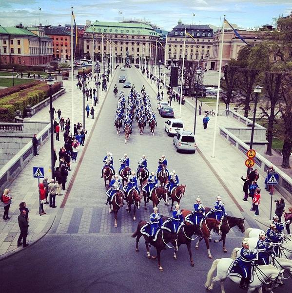 Slussen palais royal stockholm