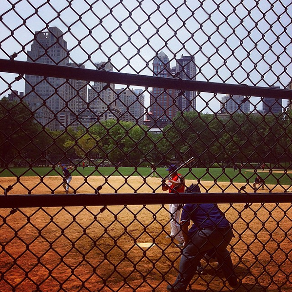 terrain baseball new york central park