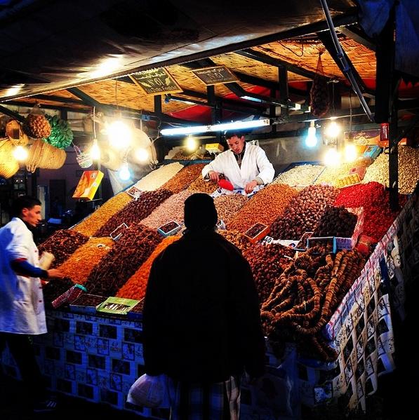 Marrakech le souk