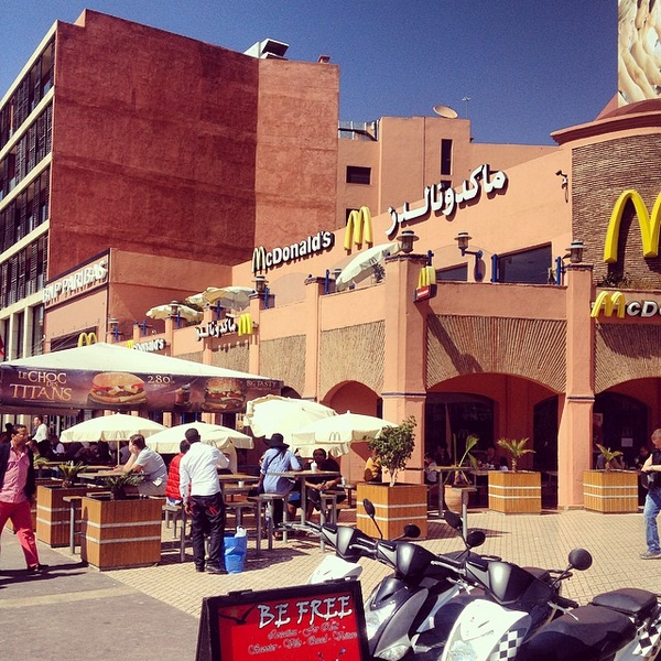 McDonald Marrakech