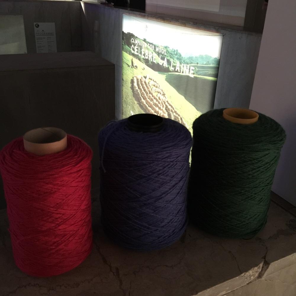 campaign for wool la wool week au palais de tokyo