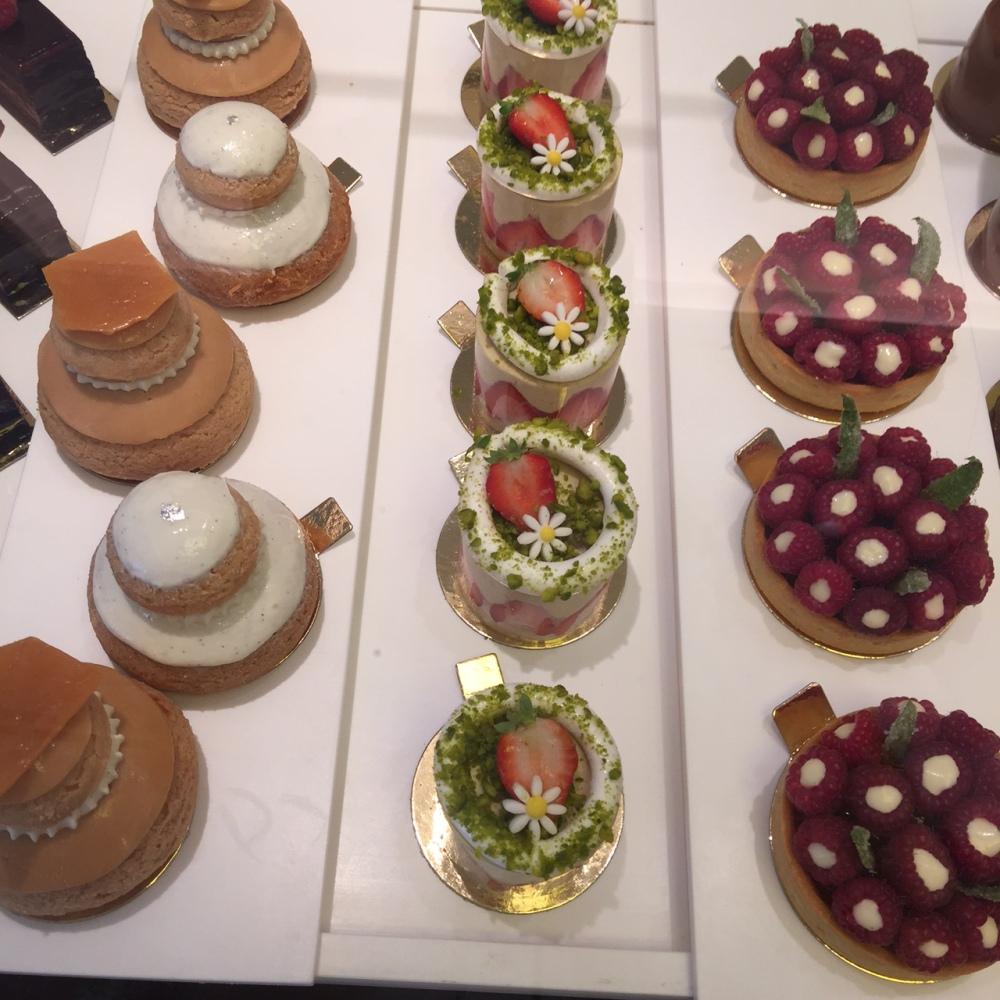 gâteaux thoumieux pâtisseries