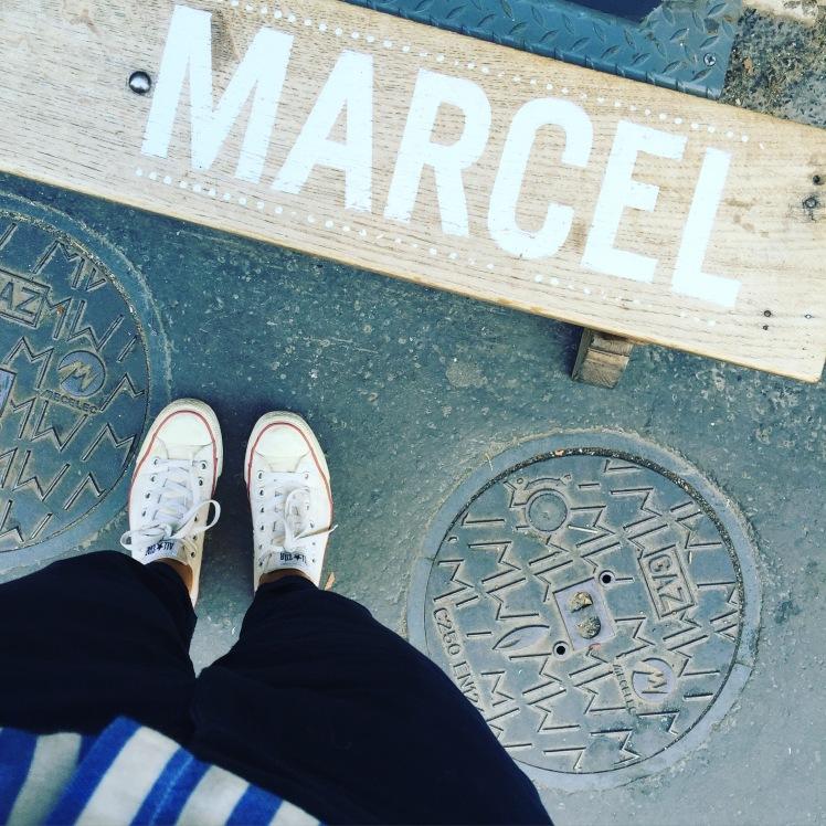 Restaurant Marcel rue de Babylone paris
