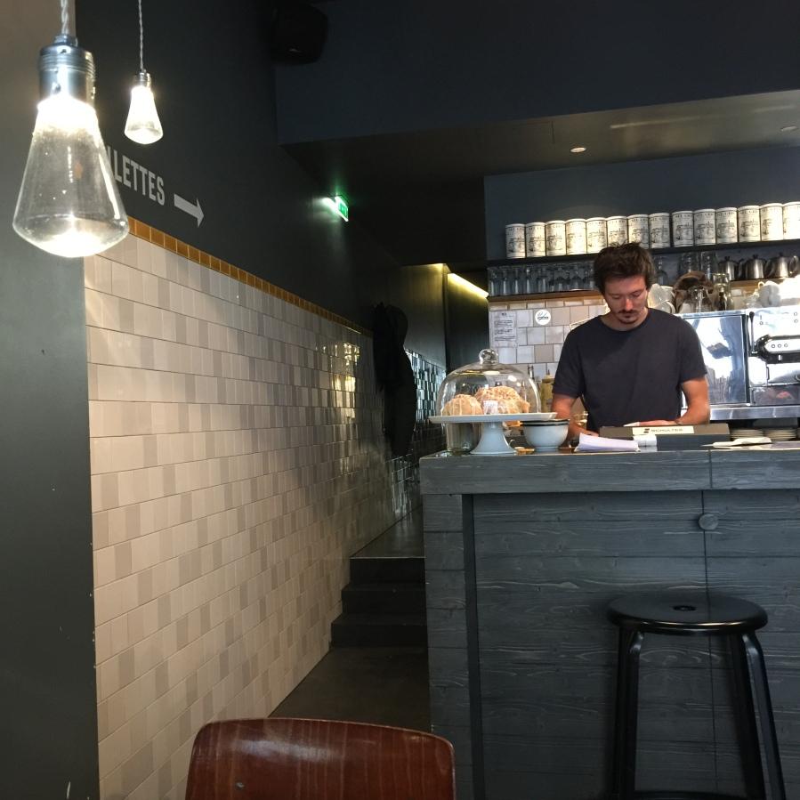 Restaurant Marcel rue de babylone