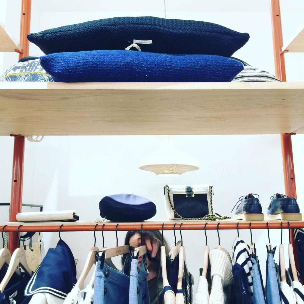 Permanent pop up store Sessùn deco mode lifestyle 34 rue de Charonne