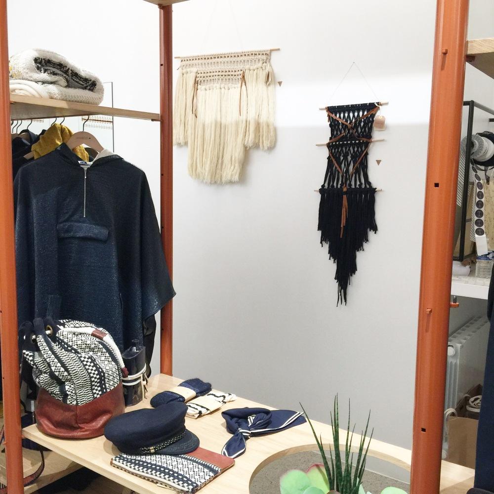 Boutique deco mode Sessùn rue de Charonne