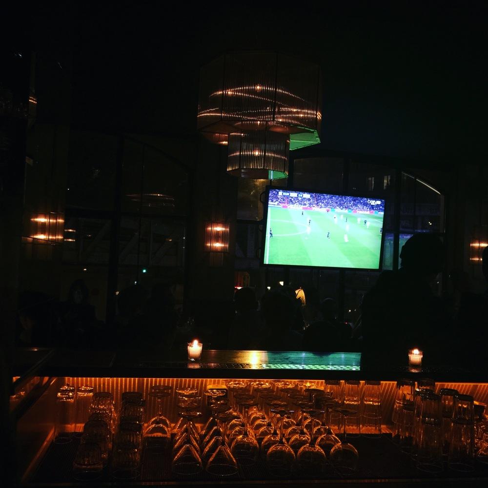 Brasserie Barbès Le Ballon FC soirée foot pour l'euro 2016