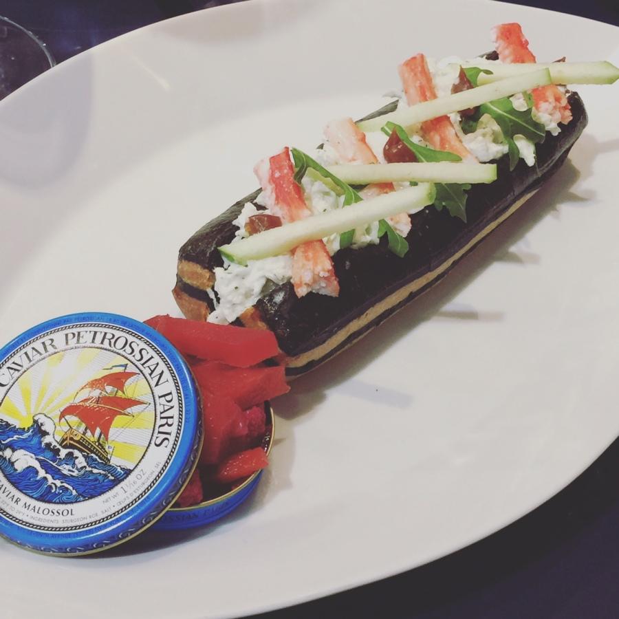 dejeuner_petrossian_carte_crabe_roll