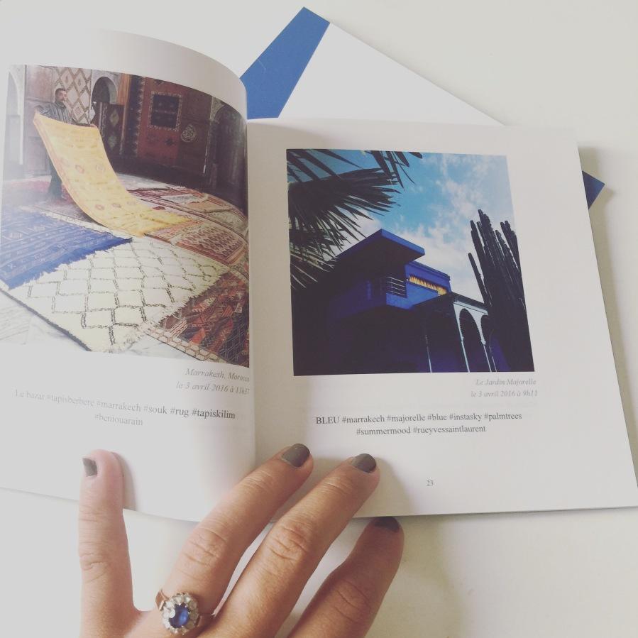 Album photos réseaux sociaux Blookup