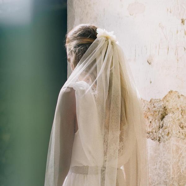 Maison guillemette Collection accessoire cheveux mariage