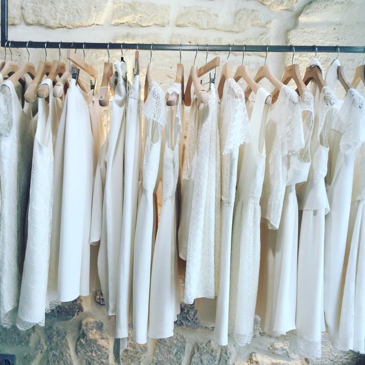 Showroom lorafolk robe de mariée