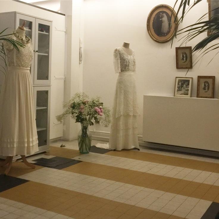 Laure de Sagazan Showroom