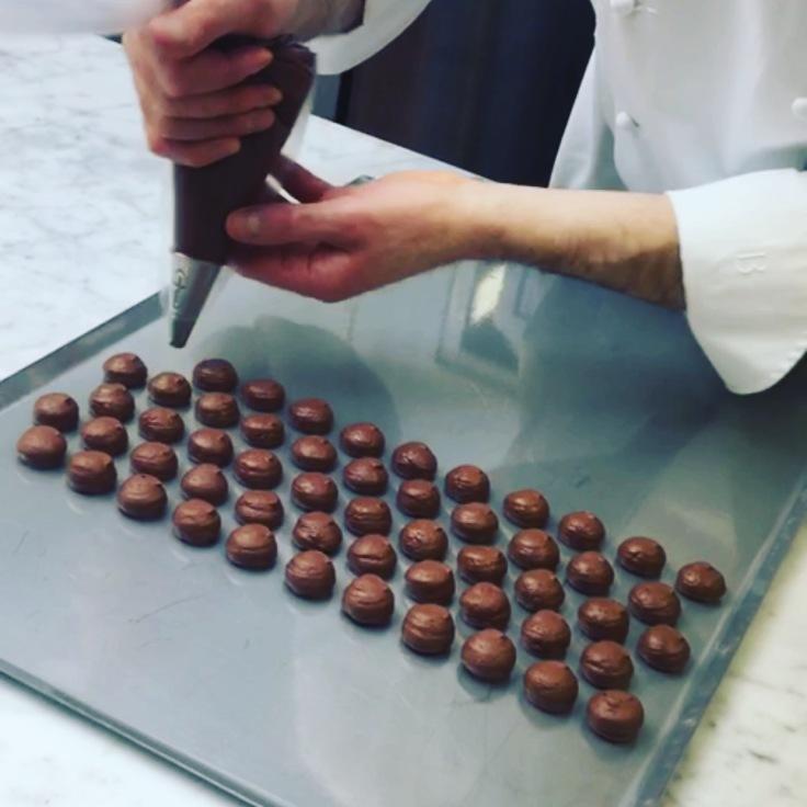 Maison du Chocolat recettes Nicolas Cloiseau