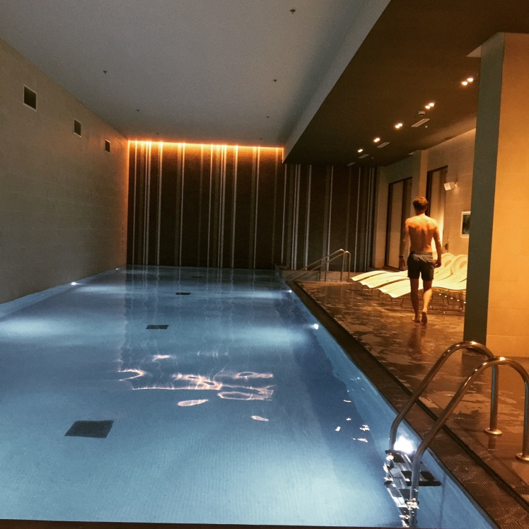 piscine-hotel-hilton-bankside