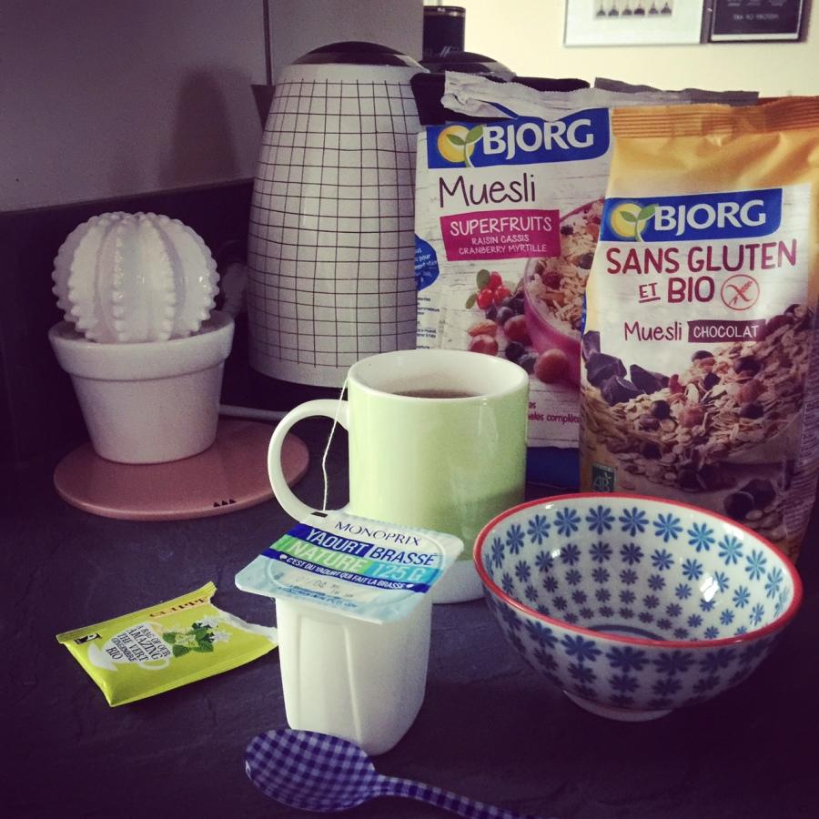 muesli et porridge bjorg bio healthy