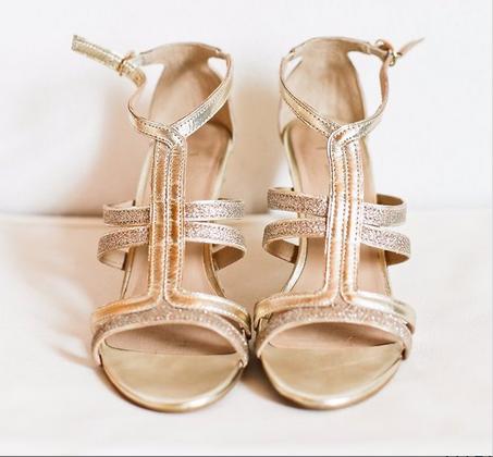 choix des chaussures de mariée