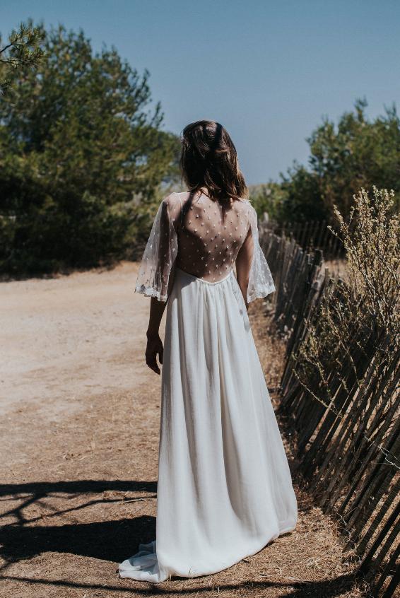 lorafolk 2018 robe de mariée elia