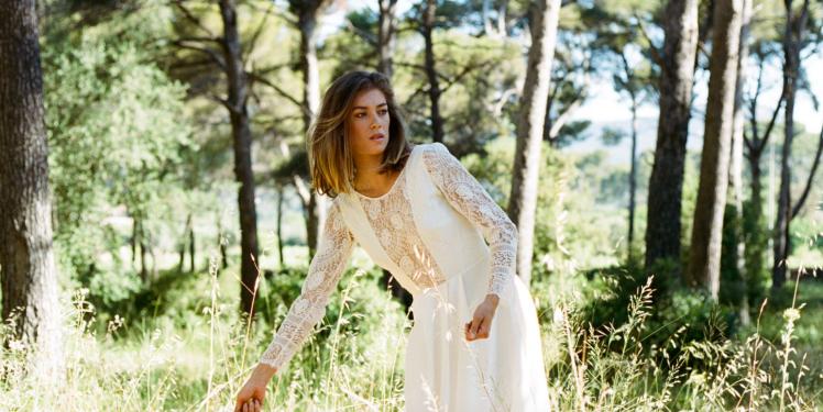 robe de mariée lorafolk 2018 modèle gisèle