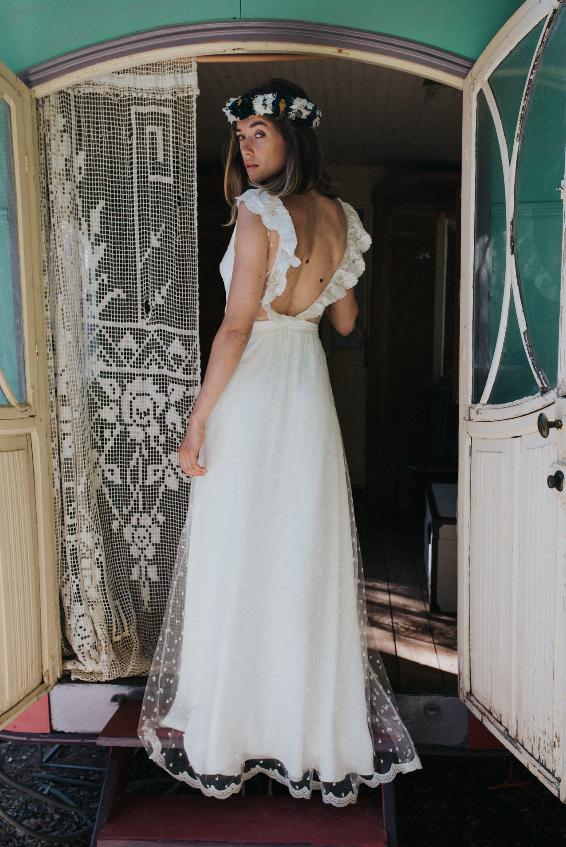 robe de mariée Henrieth lorafolk 2018