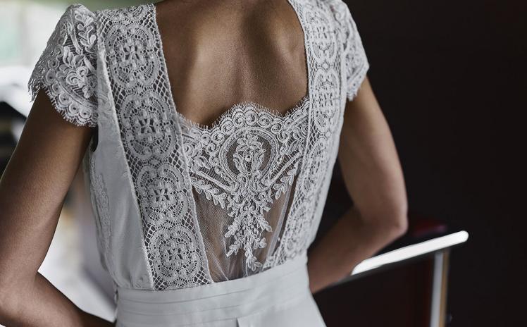 robe laure de sagazan modèle welles