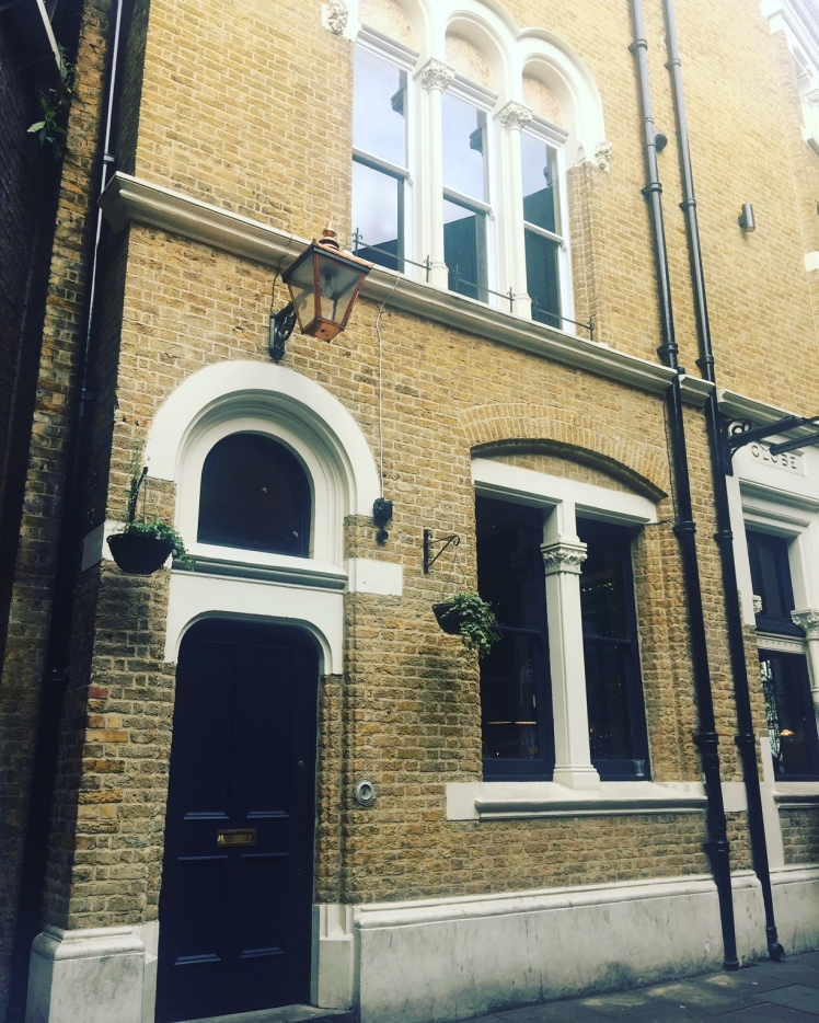 cityguide londres bonnes adresses maison bridget jones
