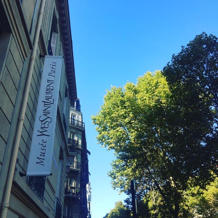 musée YSL à Paris